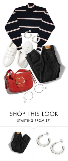 """Untitled #22480"" by florencia95 ❤ liked on Polyvore featuring Levi's and Ahlem"
