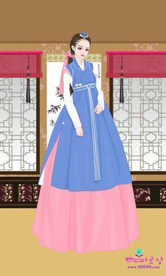 Korean Hanbok, Korean Dress, Korean Traditional, Traditional Clothes, Costume Ideas, Costumes, Korean Beauty, Kos, Drama