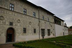 Citta di Castello. Pinacoteca (Palazzo Vitelli).