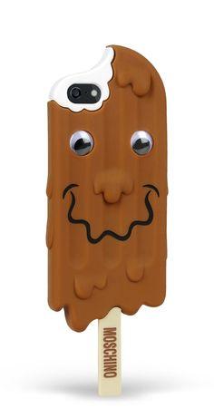 IPhone 5 Case - Moschino