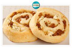 Jimmy Dean | Sausage Feta Pinwheels