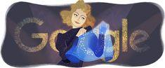 Klavdiya Shulzhenko's 110th birthday Mar 24, 2016