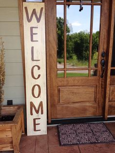 Custom Handpainted very large wood front porch by ChicRusticSigns, $100.00