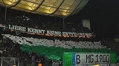 Borussia Mönchengladbach: 'B MG' – Kennzeichen der Vereinsliebe