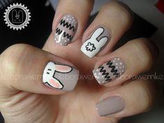 DéboraWernke easter #nail #nails #nailart