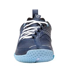 I have a pair of these on the way ... LOVE them!  Asymmetric Lacing on the SKORA Running Shoes. color: Royal