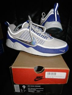 Nike Air Zoom Spiridon Concord 9 US VNDS SneakersForSaleTumblr@gmail.com