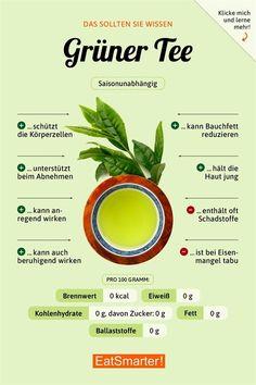 Grüner Tee zum Abnehmen Zeugnisse der Macht