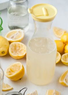 Lemonade 101. Everything you need to know to make a perfect pitcher.     Design Mom