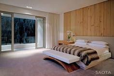 Opulenta Residencia Silverhurst Cumple con un Diseño Moderno por Saota