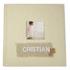 Album de fotos personalizado para Comunión niño. Envíos a toda España en 24 horas.