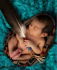 A darling Native American Baby Boy Native American Children, Native American Pictures, Native American History, Native Indian, Native Art, American Indian Art, American Indians, Foto Art, Baby Kind