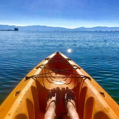 Took a little me time today and kayaked on Lake Tahoe.   Checking out be stunning scenery. There is still snow on a few of those mountains. . . . #hosted #blogger #lifestyleblogger #travelblogger #laketahoe #nevada  #BBCTravel #TravelStoke #passionpassport #worlderlust #cntraveler #pursuepretty #flashesofdelight #livecolorfully #travelblog #IFWTWA  #BeautifulDestinations #BeautifulMatters #traveldeeper #travelstoke #TravelDudes #meetthemoment #skimbaco #kayaking