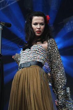Jenni Vartiainen. Photo Kari Jokinen/popgraphy.com