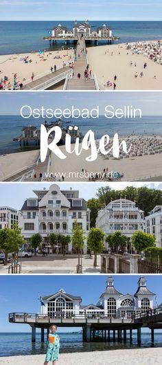MrsBerry.de Reisetipps für deinen Ostsee Urlaub auf der Insel Rügen | Sommer. Sonne. Strand. Wer einmal auf Rügen ist darf einen Besuch im Ostseebad Sellin auf keinen Fall verpassen. | Mehr dazu >>> mrsberry.de