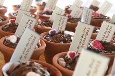 Mesa de doces para chá de cozinha