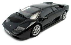 F/S AUTOart LAMBORGHINI DIABLO 6.0 BLACK 74528 1/18 Scale Model Car from Japan #AUTOart #LAMBORGHINI