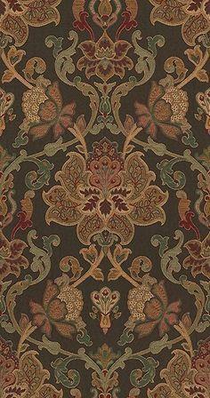 Textile Pattern Design, Textile Patterns, Textile Prints, Print Patterns, Art Prints, Batik Pattern, Doll House Wallpaper, Paisley Art, Floral Printables