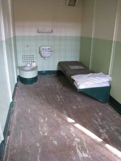 Prison Inmates in Solitary Confinement