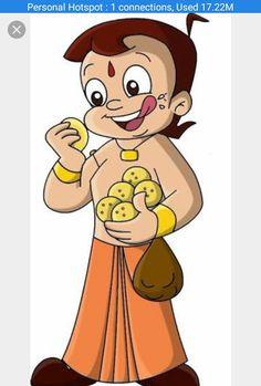 chota bheem cartoon art pictures wallpaper hd and background