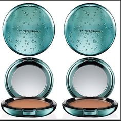 MAC Bronzer from Alluring Aqua Collection MAC Bronzer from Alluring Aqua Collection! Please specify shades you want: Refined Golden & Golden. Brand new in a box! MAC Cosmetics Makeup Bronzer