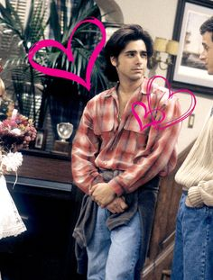 Ladyboner of the Day: John Stamos<< that's hilarious but I love John Stamos especially for his work in full house  <3