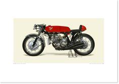 1966-67 HONDA RC166