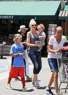 Gwen Stefani's takes Kingston and Apollo to the market