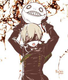 NieR: Automata YoRHa 9S, Emil