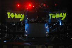 The Who's Tommy Set and Prop Rental #tmtcompany #thewhostommy