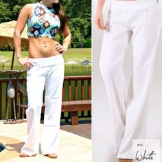 💠💠The CHENG fold over pant - 5 colors 🎉️HPx2🎉Super soft & so perfect for this warm weather. Be casual & versatile. Can be worn with so many tops. AVAILABLE in NAVY, BLACK, MOCHA, WHITE  & TAUPE. ‼️NO TRADE‼️ Pants