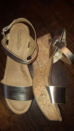 d786d1003be These city classified gladiator sandals are brand new without box in a  womens size 10