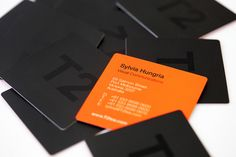 T2 TEA > BUSINESS CARDS > DESIGN by studiovico, via Flickr