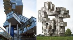 This Building Is Too Insane To Be a Bank...but it still is a Bank!