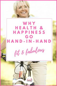 Why Health & Happiness go hand-in-hand  thanks for sharing with  #blogginggrandmotherslinkparty .