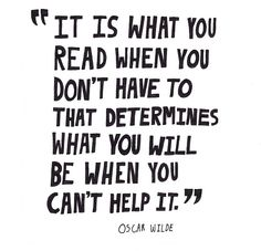 Oscar Wilde is a genius