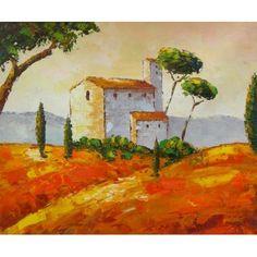 Oil Painting - 24 X 36 Unframed $90