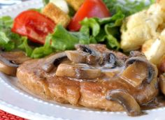 Pork Marsala (more to make any dish good)