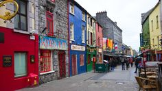 Quay Street, Galway City 10 things to do for free in galaway city