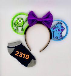 Mickey Mouse Ears Headband, Disney Mickey Ears, Minnie Mouse, Disney Diy, Cute Disney, Disney Stuff, Disney Headbands, Ear Headbands, Lilo And Stitch Ohana