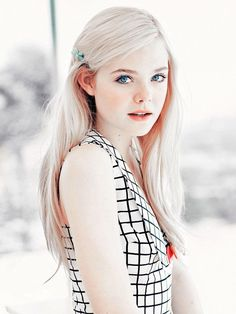 Read Elle Fanning from the story Female Face Claims by (Noni Copeland) with 91 reads. Name: Elle Fanning Pretty People, Beautiful People, Most Beautiful, Beautiful Women, Beautiful Red Hair, Dakota Et Elle Fanning, Fotografie Portraits, Actrices Sexy, Bleach Blonde