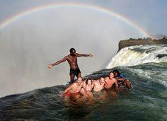 Victoria Falls Devils pool