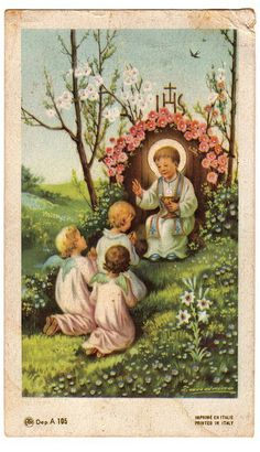 142a. HOLY CARD GIVEN TO LZB FROM THE NICHOLSONS, MAY 5, 1957 | Flickr – Compartilhamento de fotos!