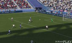 http://yedi.co/fifa-16-bayan-milli-takimlarindan-ilk-oynanis-videosu-geldi/4885  EA Kanada bünyesindeki programcilar ve tasarimcilar tarafindan Ignite oyun motoru üzerinde gelistirilen ve 8-10 Eylül tarihlerinde de demo olarak yayimlanan serinin son oyunu FIFA 16 için Amerika ve Almanya bayan milli takimlarini kapsayan bir oynanis videosu geldi  EA Sports etiketiyle 22 Eylül'de, bilgisayar, konsol ve mobil platformlarda piyasaya full olarak sürülmesi beklenen FIFA 16