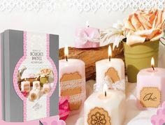 IDEES DE CADEAUX CREATIFS  Découvrez des idées de cadeaux créatifs pour Noël : coffrets à bijoux, savons, bougies, photo pearl, knit wit.  Retrouvez tous les produits dans notre boutiqu