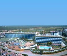 Hotel Carabela Beach & Golf en Matalascañas (Almonte - Huelva).