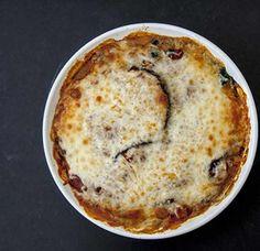 Gratin d'aubergines à la mozzarella avec thermomix. Voici une recette de Gratin d'aubergines à la mozzarella, simple et facile a réaliser avec le thermomix.