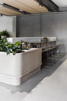 WAN INTERIORS:: Poacher & Hound by Techne Architects in Melbourne