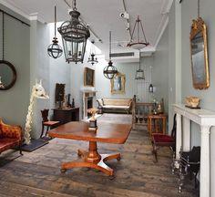 Jamb showroom, Will Fisher, Remodelista