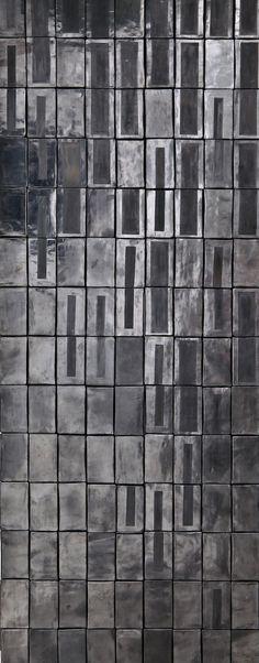 TILES | design by davidpompa | Barro Negro | black pottery | handmade in México